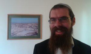הרב הלל בן שלמה ותמונת המקדש
